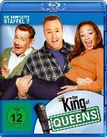Cover-Bild zu Remini, Leah (Schausp.): The King of Queens in HD - Staffel 7