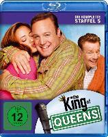 Cover-Bild zu Remini, Leah (Schausp.): The King of Queens in HD - Staffel 5