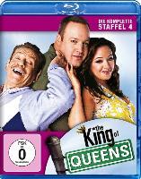 Cover-Bild zu Remini, Leah (Schausp.): The King of Queens in HD - Staffel 4