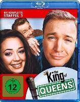Cover-Bild zu Remini, Leah (Schausp.): The King of Queens in HD - Staffel 3