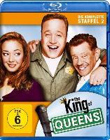 Cover-Bild zu Remini, Leah (Schausp.): The King of Queens in HD - Staffel 2