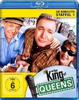 Cover-Bild zu Remini, Leah (Schausp.): The King of Queens in HD - Staffel 1