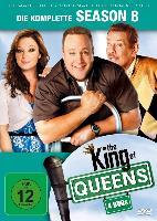 Cover-Bild zu Schiller, Rob (Prod.): The King of Queens - Staffel 8 (16:9)