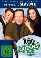 Cover-Bild zu Schiller, Rob (Prod.): The King of Queens - Staffel 6 (16:9)