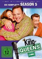 Cover-Bild zu Schiller, Rob (Prod.): The King of Queens - Staffel 5 (16:9)