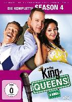 Cover-Bild zu Schiller, Rob (Prod.): The King of Queens - Staffel 4 (16:9)