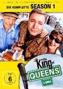 Cover-Bild zu Remini, Leah (Schausp.): The King of Queens - Staffel 1 (16:9)