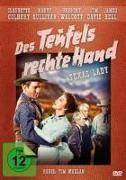Cover-Bild zu Claudette Colbert (Schausp.): Des Teufels rechte Hand - Texas Lady