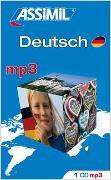 Cover-Bild zu Deutsch mp3 von Assimil Nelis
