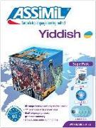 Cover-Bild zu SUPERPACK YIDDISH (BOOK + CDS von Prime-Margules, Annick