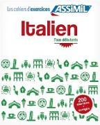 Cover-Bild zu Italien - Cahier d'exercices von Benedetti, Federico