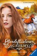 Cover-Bild zu Mayer, Gina: Pferdeflüsterer-Academy, Band 7: Flammendes Herz