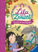 Cover-Bild zu Mayer, Gina: Lila und Zausel, Band 3: Ein Einhorn verschwindet