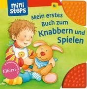 Cover-Bild zu Grimm, Sandra: ministeps: Mein erstes Buch zum Knabbern und Spielen