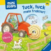 Cover-Bild zu Grimm, Sandra: ministeps: Tuck, tuck, mein Traktor!