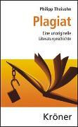 Cover-Bild zu Theisohn, Philipp: Plagiat