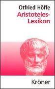 Cover-Bild zu Höffe, Otfried (Hrsg.): Aristoteles-Lexikon