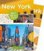 Cover-Bild zu Hanta, Karin: New York - Zeit für das Beste