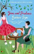 Cover-Bild zu Pym, Barbara: Jane And Prudence