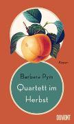 Cover-Bild zu Pym, Barbara: Quartett im Herbst