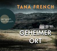Cover-Bild zu French, Tana: Geheimer Ort