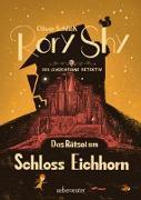 Cover-Bild zu Schlick, Oliver: Rory Shy, der schüchterne Detektiv - Das Rätsel um Schloss Eichhorn (Rory Shy, der schüchterne Detektiv, Bd. 3)