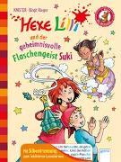 Cover-Bild zu Hexe Lilli und der geheimnisvolle Flaschengeist Suki von KNISTER