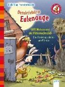 Cover-Bild zu Detektivbüro Eulenauge / Detektivbüro Eulenauge (2). Willi Watson und der Mitternachtsdieb von Kaup, Ulrike