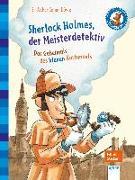 Cover-Bild zu Sherlock Holmes, der Meisterdetektiv. Das Geheimnis des blauen Karfunkels von Conan Doyle, Sir Arthur