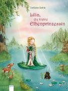 Cover-Bild zu Lilia, die kleine Elbenprinzessin von Dahle, Stefanie