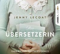 Cover-Bild zu Lecoat, Jenny: Die Übersetzerin