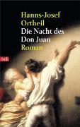 Cover-Bild zu Ortheil, Hanns-Josef: Die Nacht des Don Juan