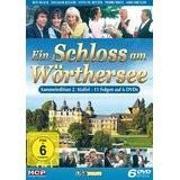 Cover-Bild zu Tomek, Erich: Ein Schloss am Wörthersee - Staffel 2