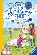 Cover-Bild zu Fröhlich, Anja: Wir Kinder vom Kornblumenhof, Band 6: Ein Lama im Glück