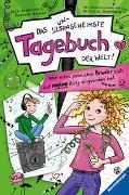Cover-Bild zu Fröhlich, Anja: Das ungeheimste Tagebuch der Welt! Band 2: Wie mein peinlicher Bruder sich auf meine Party eingeladen hat