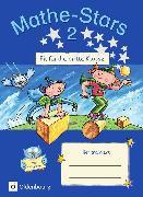 Cover-Bild zu Mathe-Stars - Fit für die nächste Klasse. Fit für die 3. Klasse. Übungsheft mit Lösungen von Eiband, Barbara