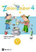 Cover-Bild zu Zahlenzauber 4. Schuljahr. Neubearbeitung 2016. Fördermaterialien. BY von Betz, Bettina