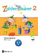 Cover-Bild zu Zahlenzauber 2. Schuljahr. Materialien zur Allgemeinen Ausgabe und Ausgabe Bayern. Fördermaterialien von Betz, Bettina