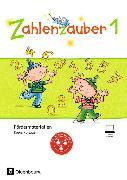Cover-Bild zu Zahlenzauber 1. Schuljahr. Materialien zur Allgemeinen Ausgabe und Ausgabe Bayern. Fördermaterialien von Betz, Bettina