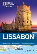 Cover-Bild zu Vinon, Raphaelle: National Geographic Explorer Lissabon