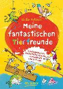Cover-Bild zu Rylance, Ulrike: Meine fantastischen Tierfreunde