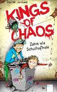 Cover-Bild zu Kings of Chaos (1). Zahm wie Schulhofhaie von Leonhardt, Jakob M.