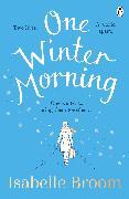 Cover-Bild zu Broom, Isabelle: One Winter Morning