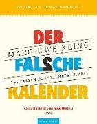 Cover-Bild zu Kling, Marc-Uwe: Der falsche Kalender 2