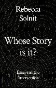 Cover-Bild zu Solnit, Rebecca: Whose Story Is It?