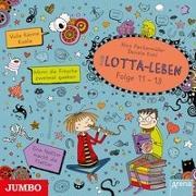 Cover-Bild zu Pantermüller, Alice: Mein Lotta-Leben [11-13]