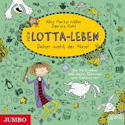 Cover-Bild zu Pantermüller, Alice: Mein Lotta-Leben 04. Daher weht der Hase!