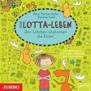 Cover-Bild zu Pantermüller, Alice: Mein Lotta-Leben 06. Den Letzten knutschen die Elche!