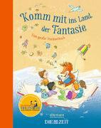 Cover-Bild zu Maar, Paul: Komm mit ins Land der Fantasie