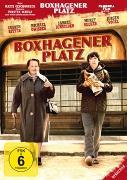 Cover-Bild zu Gudrun Ritter (Schausp.): Boxhagener Platz